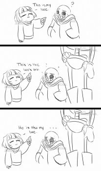it's complicated (doodle comic) by WhisperSeas
