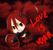 love is war by kairi-tenchii