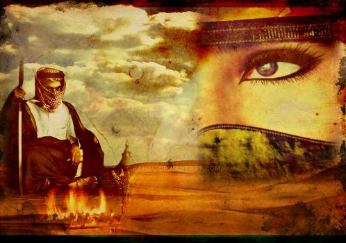 Bedouin Passion by rahag