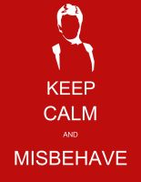 I aim to misbehave by nahaldnin