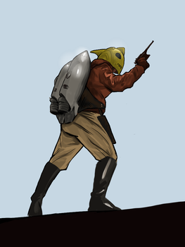 Rocketeer by Rico-Xd