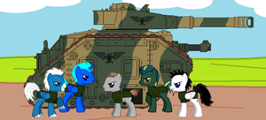 Imperial Empire Tank Academy - Imperial's Team by Imp344