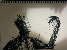 Groot by Mummy-fei