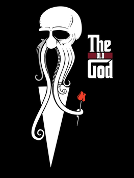 The GodFhtagn by GriftGFX