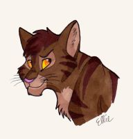 Marker Brambleclaw by WindWo1f