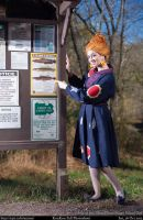 Ms Frizzle -- Magic School Bus by liebscosplay