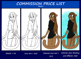 Commission Price List by Tangent-Valley