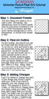 MonsterRanch PixelArt Tutorial by Acoyph