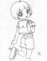 dora the explorer by reijr