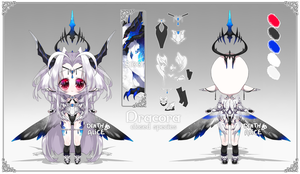 Dracora: Cobalt (CLOSED) by deathALICE