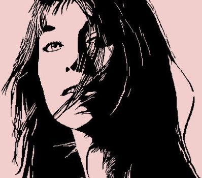 Charlotte Gainsbourg by TheFishSlappee