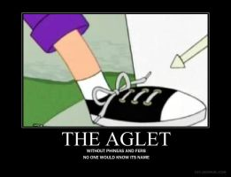 The aglet by stroppypoppy