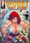 Worst Day Ever - Red Alert by giantess-fan-comics