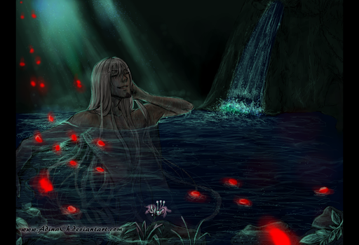 Water of Eternity by MikouKayu