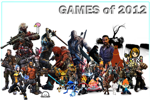 Best Games of 2012 by PacDuck