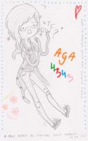 ID doodled on the lectures xD by just-agu