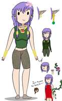 Riyumi's New Reference by TheGreatWarrior