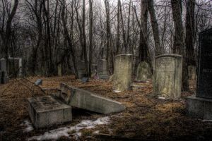 Old Cemetery 3 by Keith-D