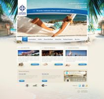 Beach Hotel by nealinfotech
