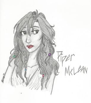 Piper McLean by fantasygirl1189