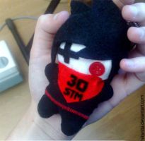 Jared plushie by nitanita