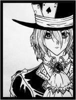 Hatter by Roxiee-chan
