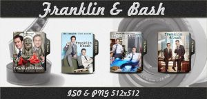 Franklin and Bash by lewamora4ok