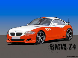 Bmw Z4- concept by Invisible99