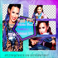 +Pack PNG de Demi Lovato by AtziryChIcK