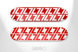7 skateboards by GabO-GarabO