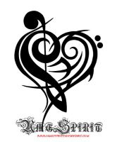 Requested: Trouble Clef Tattoo by UmeSpirit