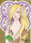 ACEO 02 - Theia - by Morrigan22