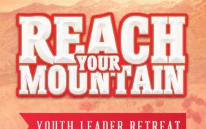 Reach Your Mountain Church Flyer Template by loswl