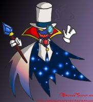 A pic of Count Bleck by BrokenTeapot