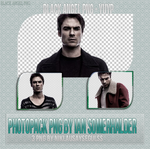 Ian Somerhalder Png Pack by NiklausAysegulSS