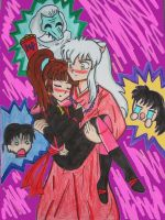 omfg... Inuyasha and Sango? by Candysweet