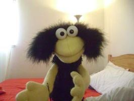 Puppet Build - Fraggle by whispering-shadow