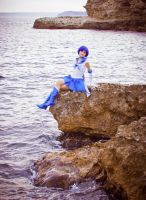 ~Sailor Mercury~ by LoveSenshi