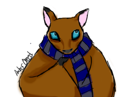 Ravenclaw Bat. by monsterabound