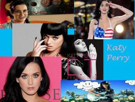Katy Perry Collage by kitty-kat1462