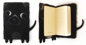 George - Pug Notebook / Journal by Poopycakes-makes