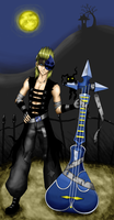 Halloween Town Demyx by Oriash