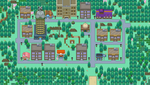 Charizard City Newmapped by FlipelyFlip