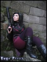 Ergo Proxy III by Core-Ray