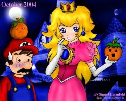Happy Halloween 2004 Nintendo1 by SigurdHosenfeld
