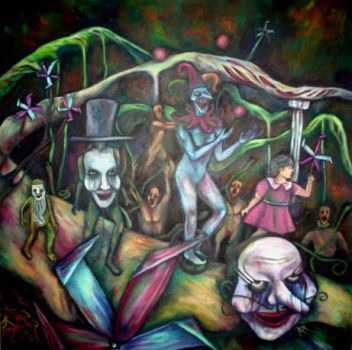 Hell: Hypocrites and Thieves by VinylSpectrum