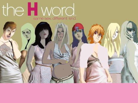 The H Word by huma-nist
