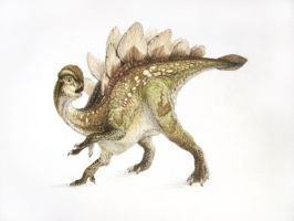 Composite dinosaur, color by YemaYema