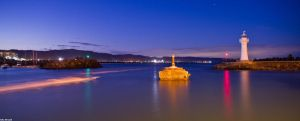 Wollongong Old Lighthouse by TahaElraaid