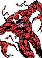 Carnage by SirGryphon